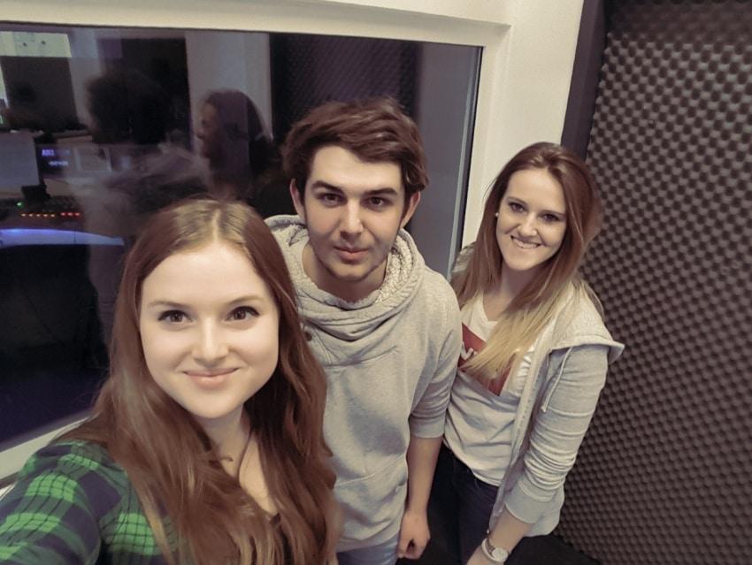 Zu Besuch bei Radio Klangbrett