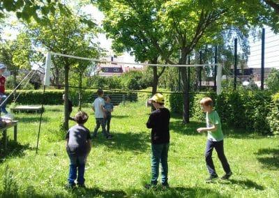gemeinsames Projekt mit der Mozartschule