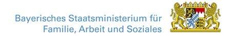 Wort-Bildmarke des Bayerischen Staatsministeriums