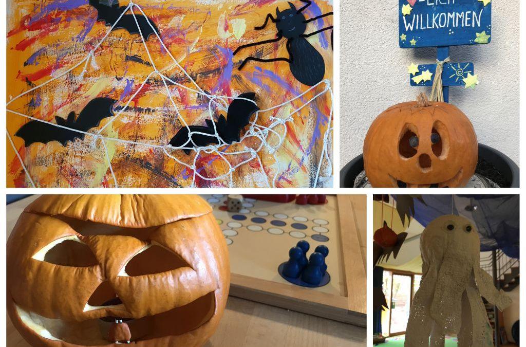 schauriges Halloween