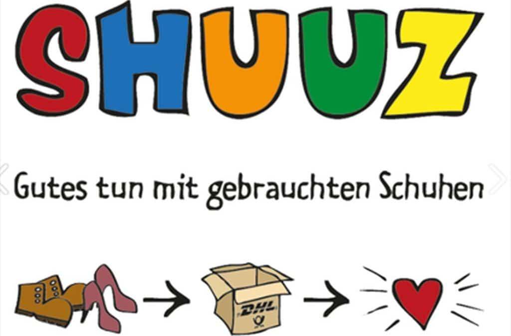 Shuuz – Gutes tun mit gebrauchten Schuhen