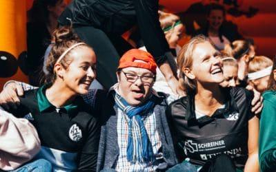 Sportfreunde beim Hanauer Tennis- und Hockeyclub