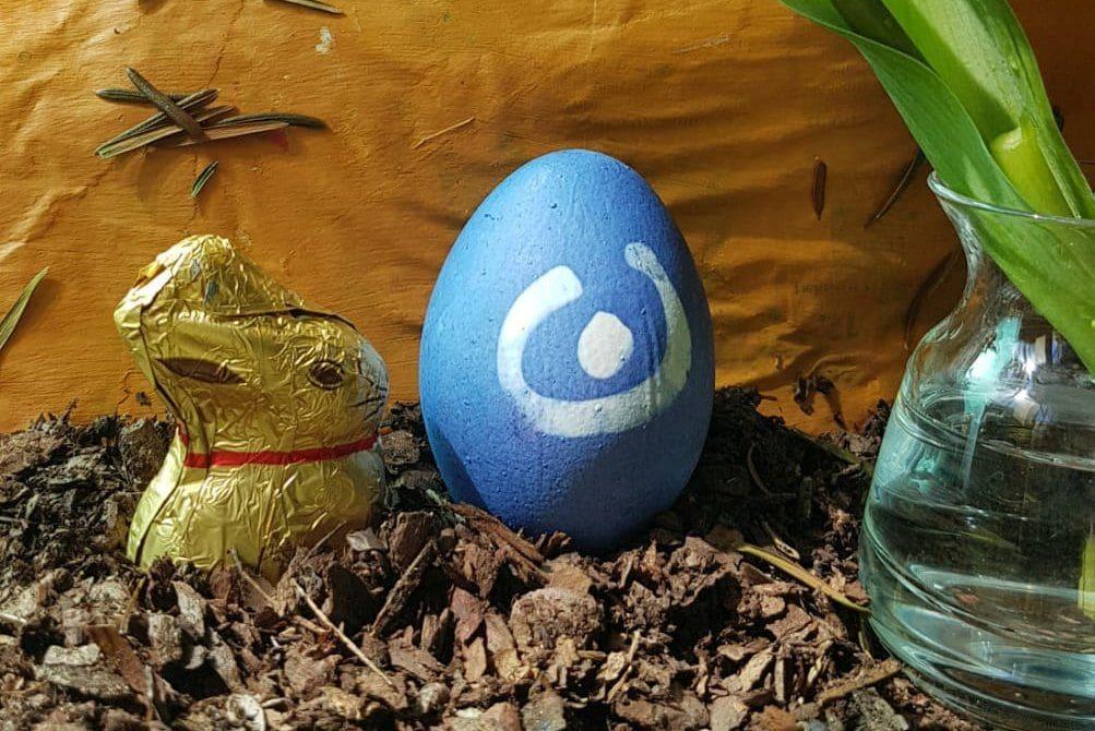 Ostern in der Tagesförderstätte
