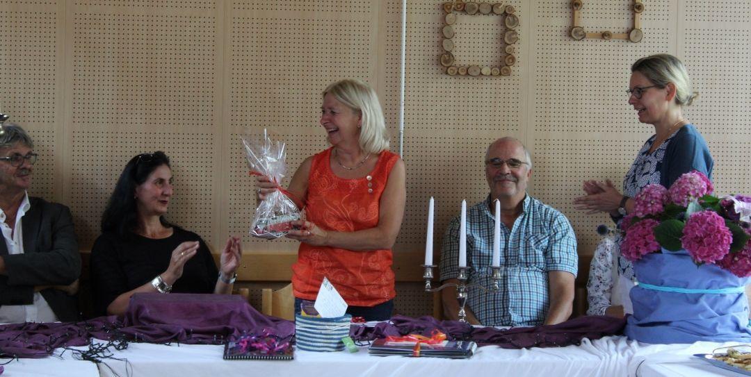 DANKE – 37 Jahre als Psychologin bei der Lebenshilfe Aschaffenburg