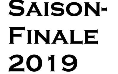 Including stepps – Saison Finale 2019