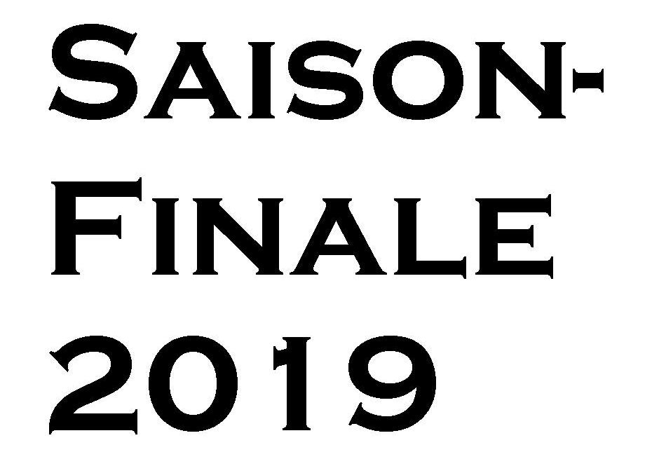 Including stepps – Saison Finale 2019