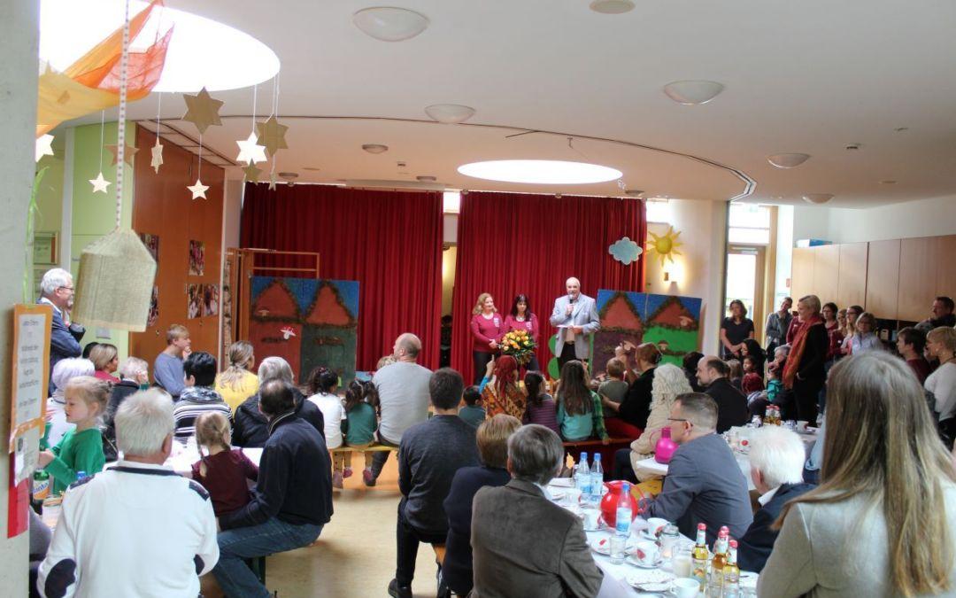 20-jähriges Jubiläum in der Integrativen Kindertagesstätte Kunterbunt