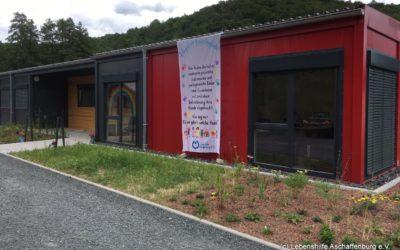 Unsere dritte Integrative Kindertagesstätte Mömbris hat nun einen Namen