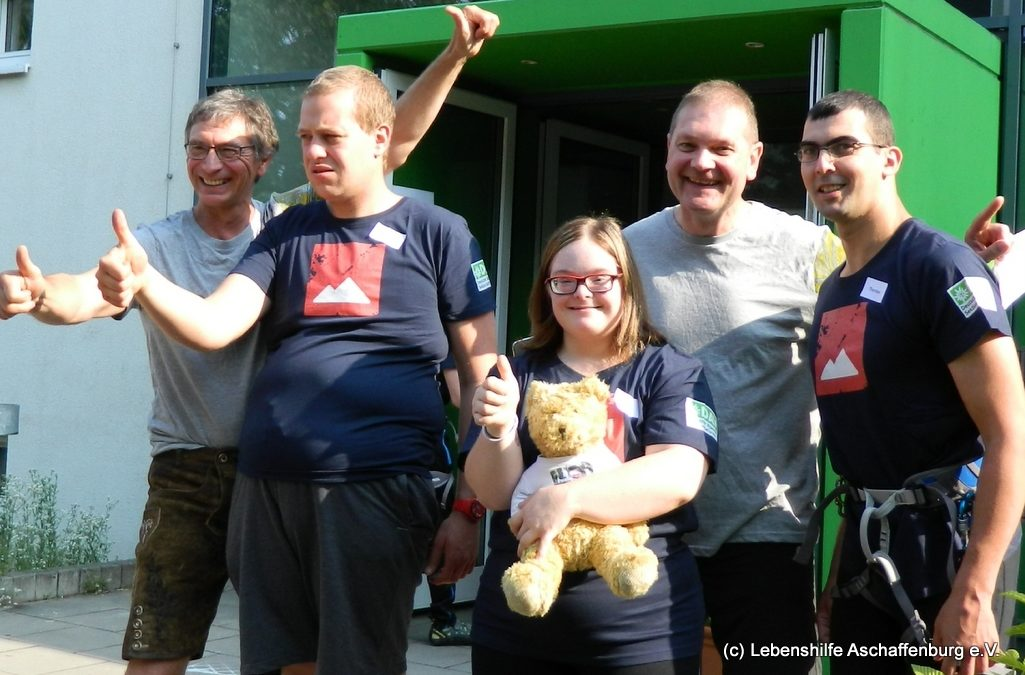 Lebenshilfe Aschaffenburg e.V. trauert um Bernd Herold